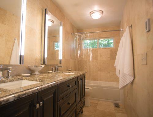 Bolingbrook Bathroom Remodel